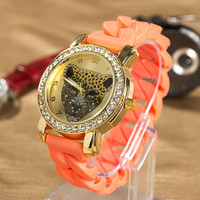 Hot Vintage Fashion Quartz Classic Watch Round Ladies Women Men Wristwatch Michael Kor Like On Sales = 4785733828
