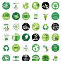 Save The Planet - 1 inch Button, Pin or Magnet