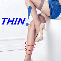 Fine stockings for cute girls Sexy Over The Knee  Striped Silk