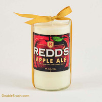 Redds Apple Ale Beer Candle US Shipping Included