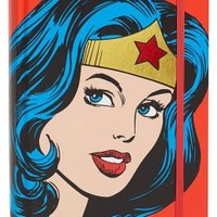 Wonder Woman Iconic Bound Lined Journal 6'' X 8''