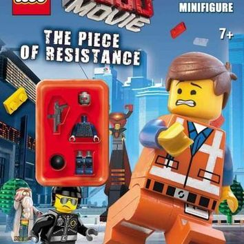 The Piece of Resistance (Lego: the Lego Movie)