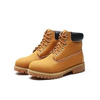 On Sale Hot Deal Winter Leather High-top Training Couple Dr. Martens Boots [6366188804]