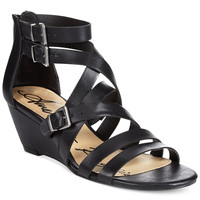 American Rag Carlin Wedge Sandals