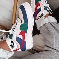 Nike Air Force 1 Shadow Women Casual Sport Running Shoes Sneakers