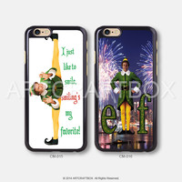 ELF Christmas Clown iPhone 6 case iPhone 6 Plus case iPhone 5S case iPhone 5C case CM-015