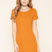 Ribbed Bodycon Mini Dress | Forever 21 - 2000153374