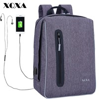 Laptop Backpack USB Charging Computer Backpacks Men Business Daypack Women Travel Bags Large School Backpack Bag