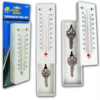 Trademark Home Collection Thermometer Hide A Key