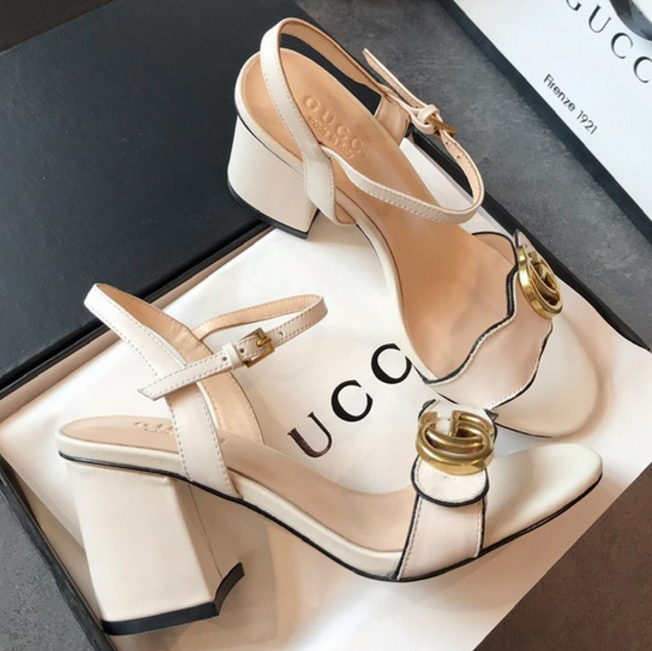 Image of GUCCI gg Fashion casual sandals
