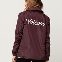 VOLCOM Brewster Womens Coach Jacket | Jackets