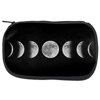 Phases of the Moon Makeup Bag