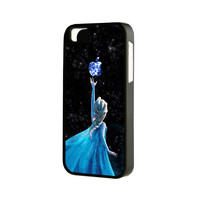 Frozen Princess iPhone 5S/5C/5/4S/4 Rubber Case
