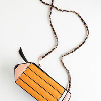 ModCloth Quirky, Scholastic Draw Your Attention Bag