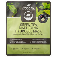 boscia Green Tea Mattifying Hydrogel Mask (1.17oz)