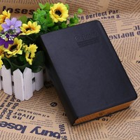 Classic Vintage Journal Diary Notebook Sketchbook Leather Cover Thick Blank Page
