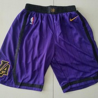 LA Lakers Basketball Swingman Short