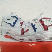 "Air More Uptempo ""AIR"" Sneaker Shoe Size 40--47"