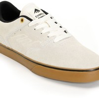 Emerica x The Skateboard Mag Reynolds Vulc Skate Shoes