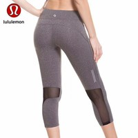 Lululemon Women Fashion Sport Gym Pants Trousers-1