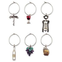Wine Icons - My Glass« Charms