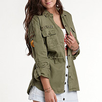 Kendall and Kylie Utility Shirt at PacSun.com