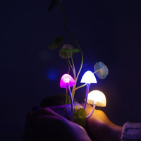 Avatar Mushroom Colorful Night Light