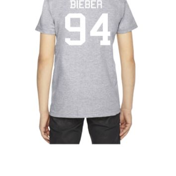 Bieber Shirt Justin Bieber - Youth T-shirt