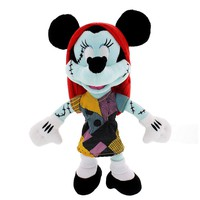 """disney parks 9"""" minnie mouse as sally plush toy new with tag"""