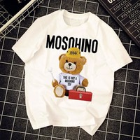 "Moschino ""Bear"" Fashion Women T Shirt"