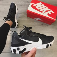 Nike React Element 55 Running Sport Shoes Sneakers