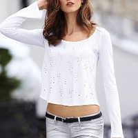 Embellished Swing Tee - Dream Tees - Victoria's Secret