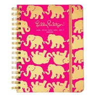 17 MONTH LARGE 2017 AGENDA IN TUSK IN SUN BY LILLY PULITZER
