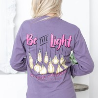 Be The Light   Plum & Pink   Simply Southern