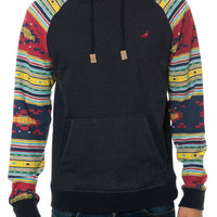 The Rizal Hoodie in Navy