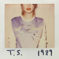Taylor Swift 1989 Lp Vinyl One Size For Women 25620795001