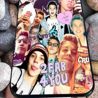 Matthew Espinosa Collage for iPhone 4/4s, iPhone 5/5S/5C/6, Samsung S3/S4/S5 Unique Case *99*