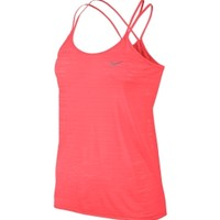 Nike Women's Dri-FIT Cool Strappy Running Tank Top | DICK'S Sporting Goods