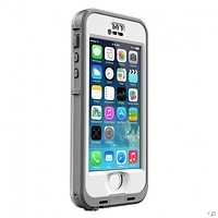 The White LifeProof iPhone 5s nüüd Case