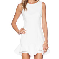 Finders Keepers Sail Away Dress in White