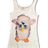 Furby 034 Tank Top - S-XXL Sizes Available