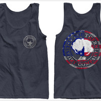 America Tank Top by The Southern Shirt Company