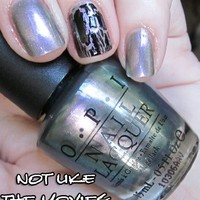 """OPI Nail Lacquer """"Not Like The Movies"""" Katie Perry Collection"""