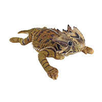 Park Avenue Collection Horny Toad Lizard Statue