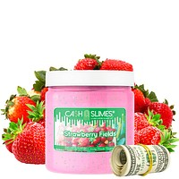 Strawberry Fields Cash Slime