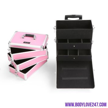 6 Layer Makeup Storage Case