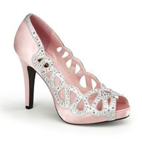 Pinup Couture Women's Ava 12 Pumps