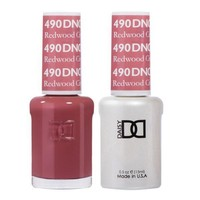 DND - Gel & Lacquer - Redwood City - #490