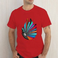 Rebel And Restore The Republic Red Tshirt