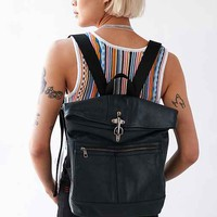 STATE Bags Leather Smith Backpack